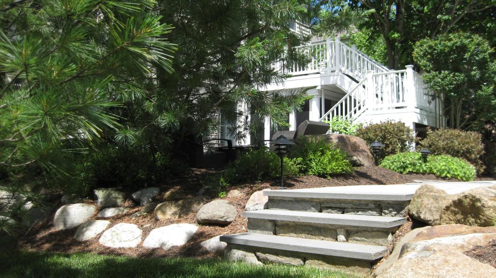 Iggys Landscaping - Backyard respite